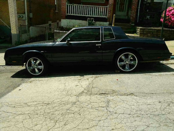 1985 midnight blue monte carlo ss $10,000 obo