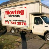 Moving services  District Heights