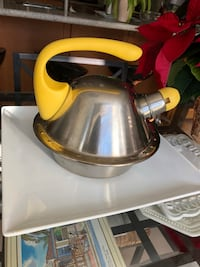 IKEA kettle used. In good condition  534 km