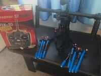 BeSteady One 3-axis gimbal w/ remote control and extras. Price Firm Alexandria, 22303