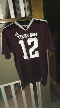 Texas A&M 12th Man Jersey Georgetown, 78628