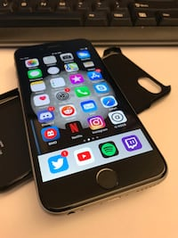 iPhone 6-16GB . Brand New Battery from Apple Toronto, M5C 3G6