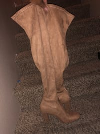 Steve Madden over the knee boots North Las Vegas, 89084