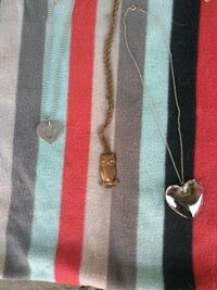 Hand crafted necklaces $5-$20