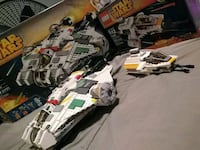 """Lego Starwars """"the ghost"""" and """"the phantom"""" Kentwood, 49548"""