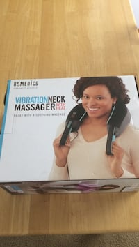 Neck Massager With Heat Rechargeable! Kansas City, 64118