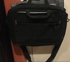 Two laptop bags