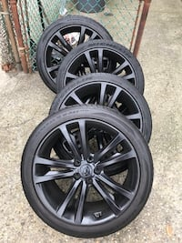 19 inch rims with tires 5*114.3 New York, 11204