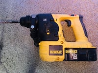 yellow and black DeWalt cordless power drill Seattle, 98108