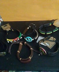 Choice of 2 leather bracelets