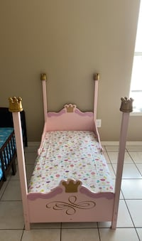 Pricness bed