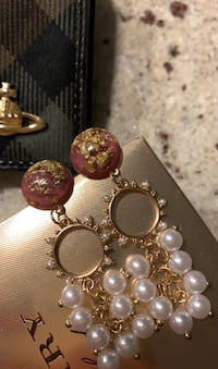 Holiday Earrings!  Mississauga, L5B 0H7