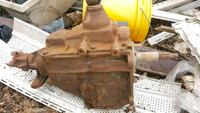 1ton truck transmission out 1980-90s roll back Manassas, 20111