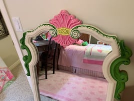 Beautiful extra large Mirror mirror on the wall