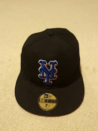 black and blue New Era 59 Fifty fitted cap Brampton, L6Y 0G8