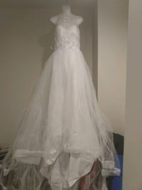 Wedding gown brand new  Dover, 19904