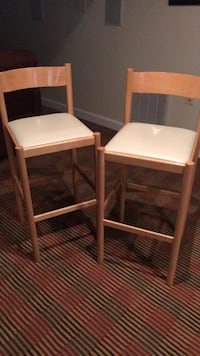 Set of two bar stools Herndon, 20170