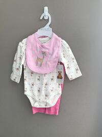 Baby clothes brand new Laval, H7K 3N5
