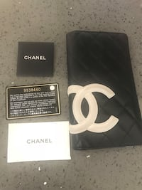Authentic Chanel Cambon bifold wallet  Spruce Grove, T7X