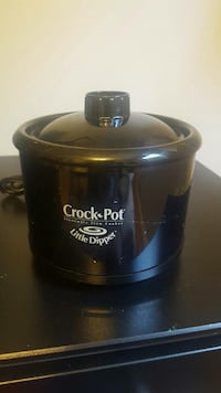 black crock pot little dipper
