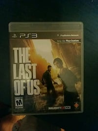 PS3 The Last of Us case Wantage, 07461