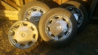 Chrysler Rims only Tulare, 93274
