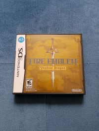 Nadir Nintendo 3DS Fire Emblem Shadow Dragon Ayvalı, 06010