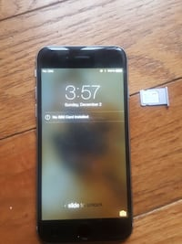 black Samsung Galaxy Android smartphone Falls Church, 22046