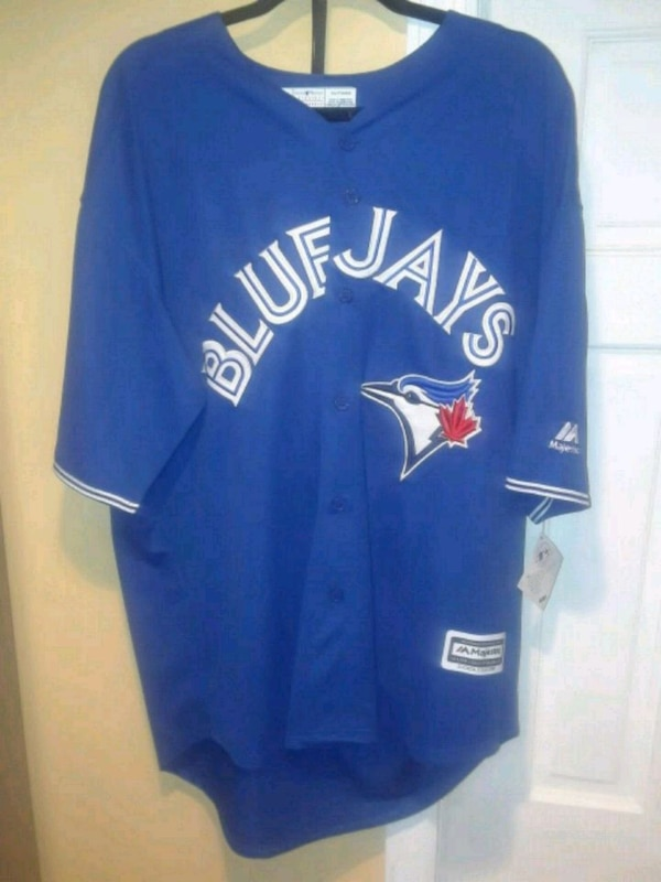 Used Blue Jays Jersey 2XL for sale in Queens - letgo c3ccfa183
