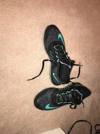 Tennis shoes only wore once. Size 8.5  Ottawa Hills