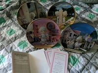 Precious Moments Classics Plate Collection Fort Erie, L0S 1S0