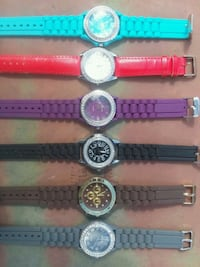 assorted-color analog watch lot Prescott Valley
