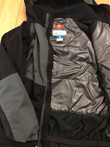 winter jacket m size