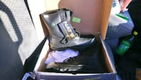 Steel toed boots, size 9, New in box Calgary, T2W 6G6
