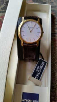 Raymond Weil Classic 18K gold plated limited colle Philadelphia, 19115