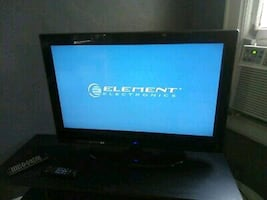 Brand new never been use tv