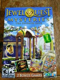 Jewel Quest Mysteries Games on CD Seventh Gate New Norwalk, 06850