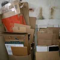 Free packing boxes Vaughan, L6A 2R2