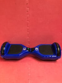 Blue Hoverboard ($190 but Negotiable) Mississauga, L5M 0G9