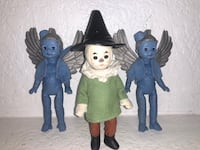 Scarecrow and Two Winged Monkeys Figure ʻAiea, 96701