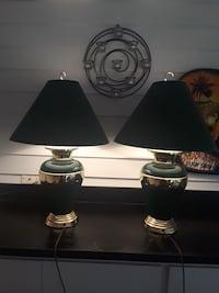 Emerald lamps (pair) Leesburg, 34788