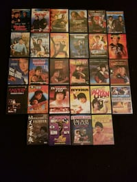 All movies Jackie Chan