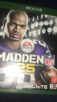 Madden 25 Xbox one New Waterford, 44445