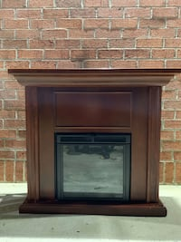 Electric Fireplace Rockville