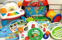 (15С) Kids' electronics, music toys Toronto