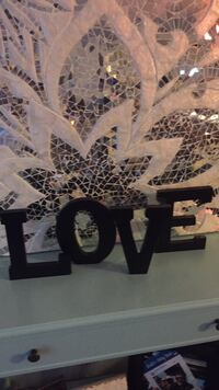 New LOVE letters decor Parkville, 21234