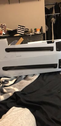 """37"""" home theatre sound bar with subwoofer. Spruce Grove, T7X 3X5"""