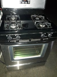 black and gray gas range oven Tucson, 85710