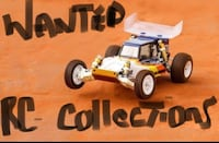 WANTED RC Cars Airplanes Boats Collections Etc..