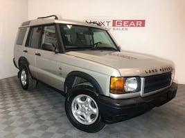 2000 Land Rover Discovery Series II 4dr Wgn w/Cloth